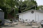 Wintersonnenschirme, Museum Kurhaus Kleve, 2009, Edelstahl